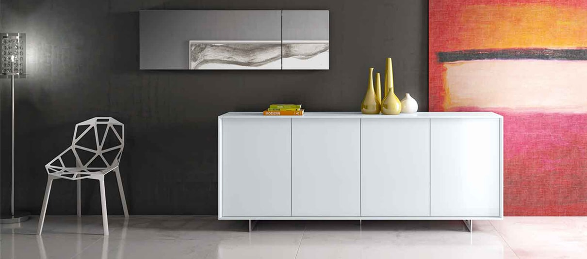 Buffet contemporain